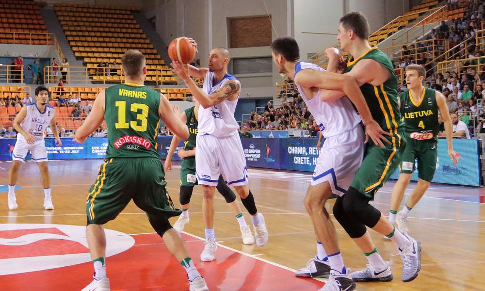 Ελλάδα-Λιθουανία 76-72: Επική ανατροπή και φουλ για μετάλλιο!