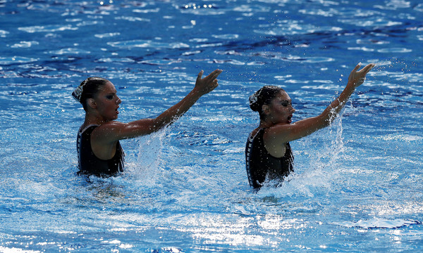 Συγχρονισμένη Κολύμβηση: Έβδομη η εθνική ομάδα