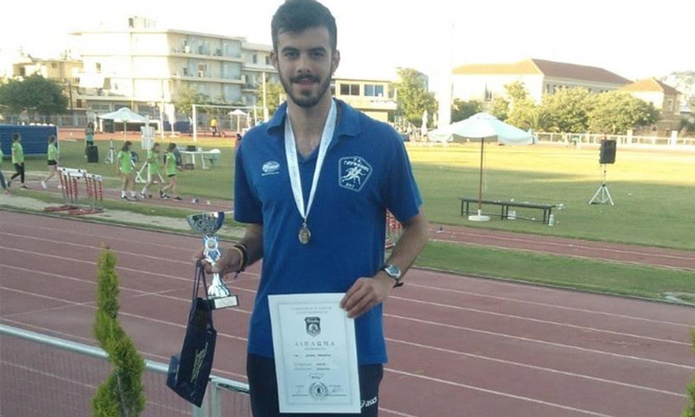Ευρωπαϊκό Πρωτάθλημα U20: Γράφει ιστορία ο Καλάκος