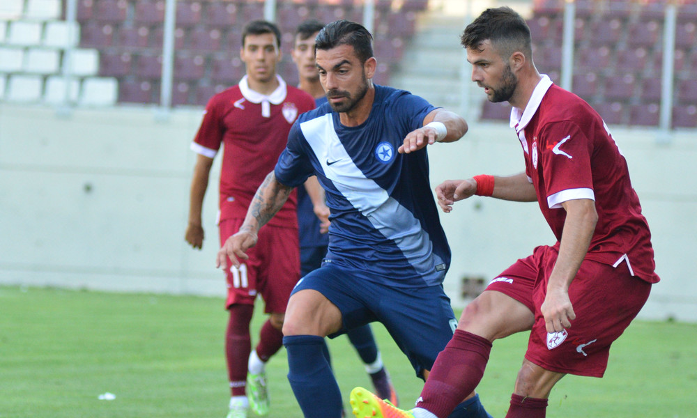 ΑΕΛ-Ατρόμητος 2-1: «Βυσσινί» ανατροπή στο AEL FC ARENA