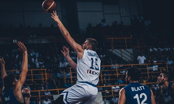 MVP του Eurobasket U20 ο Χαραλαμπόπουλος
