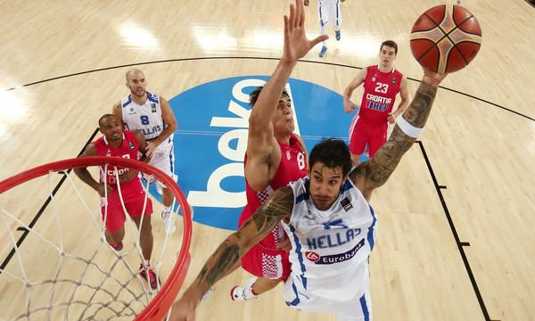 FIBA: Η καρφωματάρα του Πρίντεζη με Κροατία