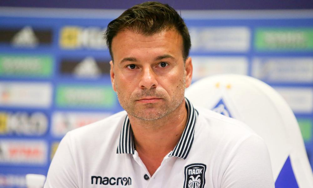 Στανόγεβιτς: «Πρώτα οι μεταγραφές, μετά οι στόχοι»