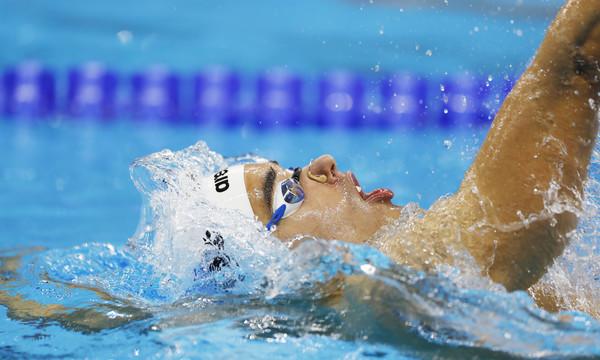 Κολύμβηση: Πρόκριση στα ημιτελικά για Χρήστου