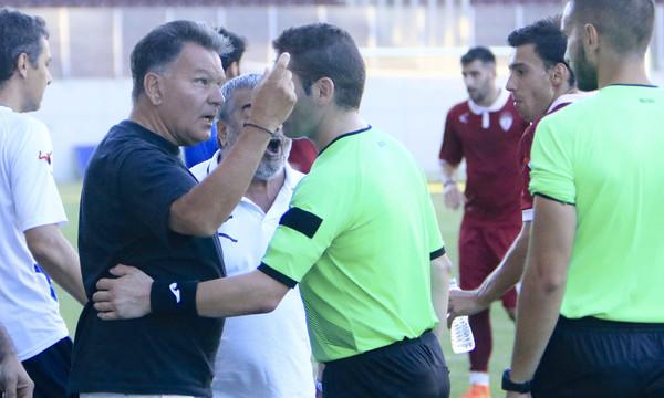 ΑΕΛ-Λαμία 1-1: Ισοπαλία στο AEL FC ARENA και «ντου» Κούγια στον αγωνιστικό χώρο