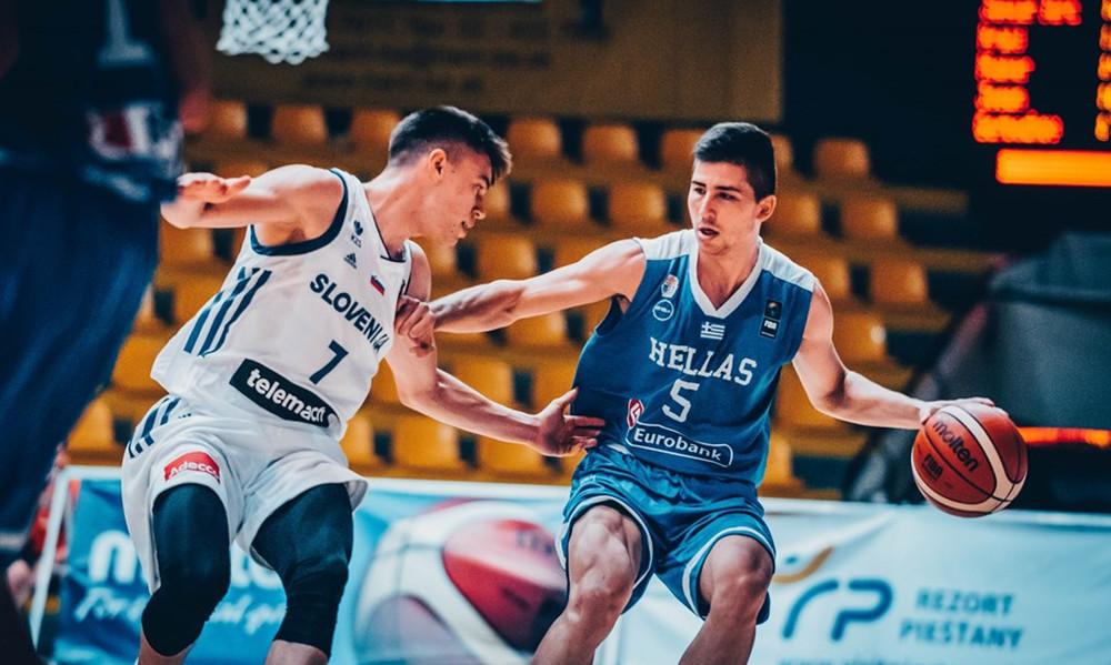 Με το δεξί στο Ευρωμπάσκετ η Εθνική Εφήβων