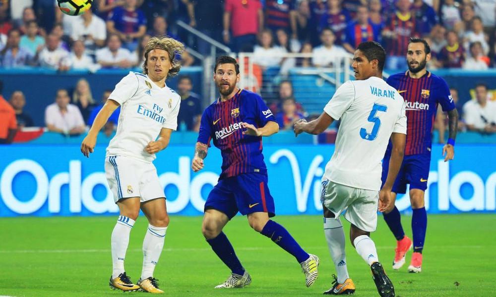Ρεάλ Μαδρίτης - Μπαρτσελόνα 2-3: Καταλανικό το πρώτο Clasico