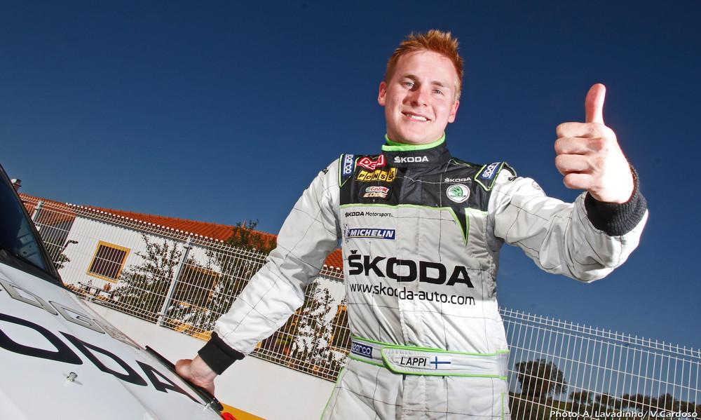 WRC: Πρώτη νίκη για Λάπι