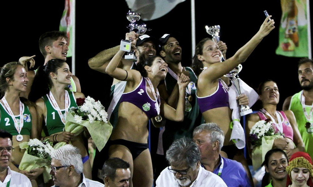H επιτυχία φέρνει καθιέρωση στο «Άγιος Νικόλαος Beach Volley Masters» (photos)