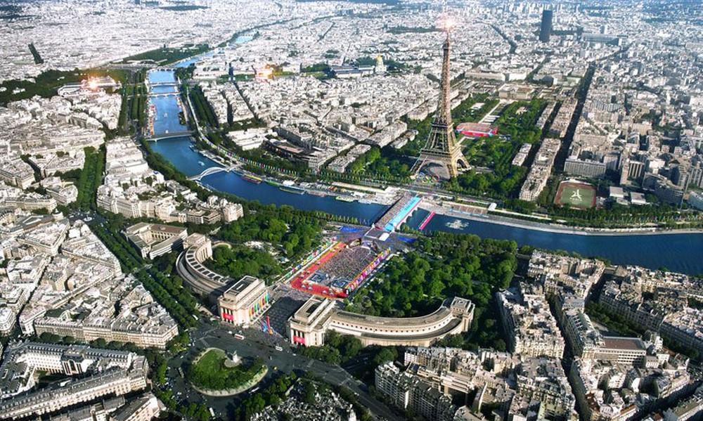 Το Σεντ Ντενί αναβαθμίζεται εξαιτίας των Ολυμπιακών Αγώνων