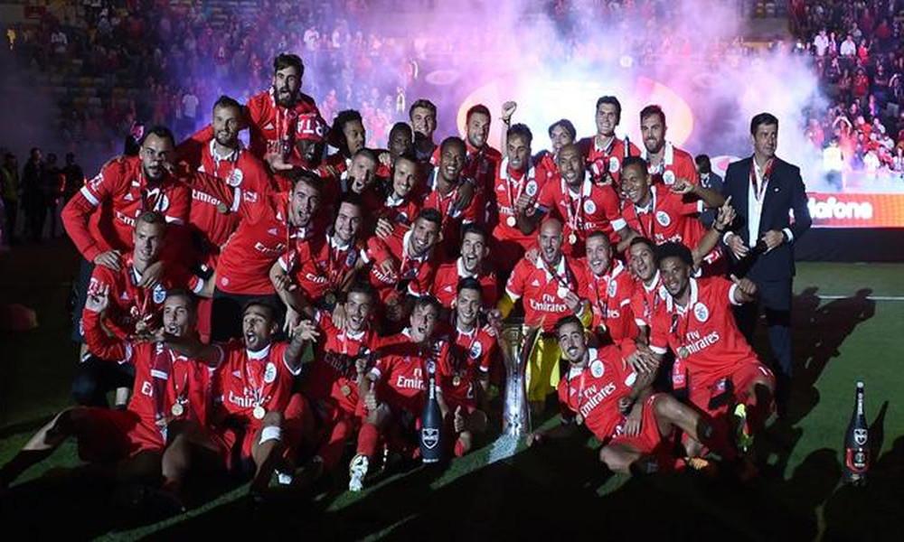 Στην Μπενφίκα το Super Cup Πορτογαλίας