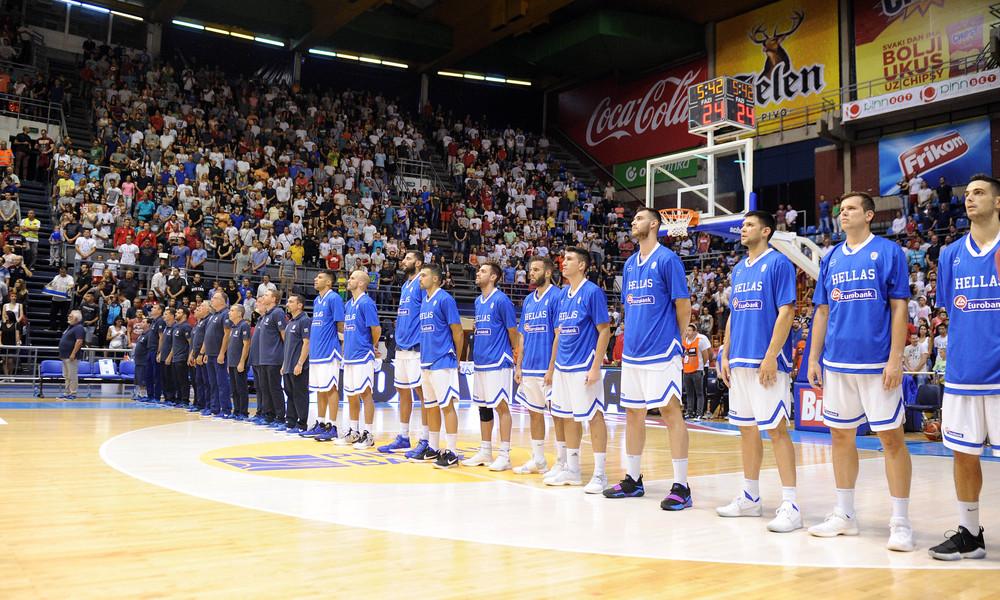 Σερβία-Ελλάδα 93-61: «Καμπανάκι» εν όψει  Ευρωμπάσκετ!