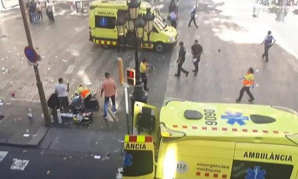 Ισπανία: Ένοπλος εισέβαλε σε εστιατόριο στη Βαρκελώνη