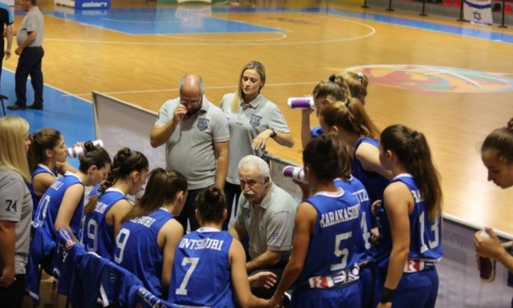 Ελλάδα-Ισλανδία 59-30: Ζευγάρωσε τις νίκες η «γαλανόλευκη»