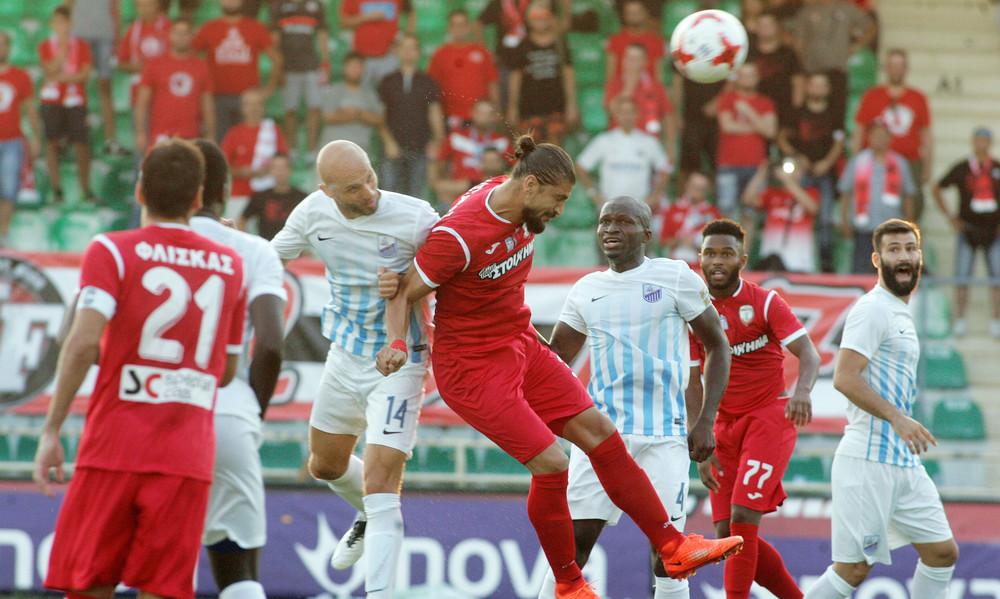 Ξάνθη-Λαμία 0-0: Ήρθε Super League για να… μείνει!