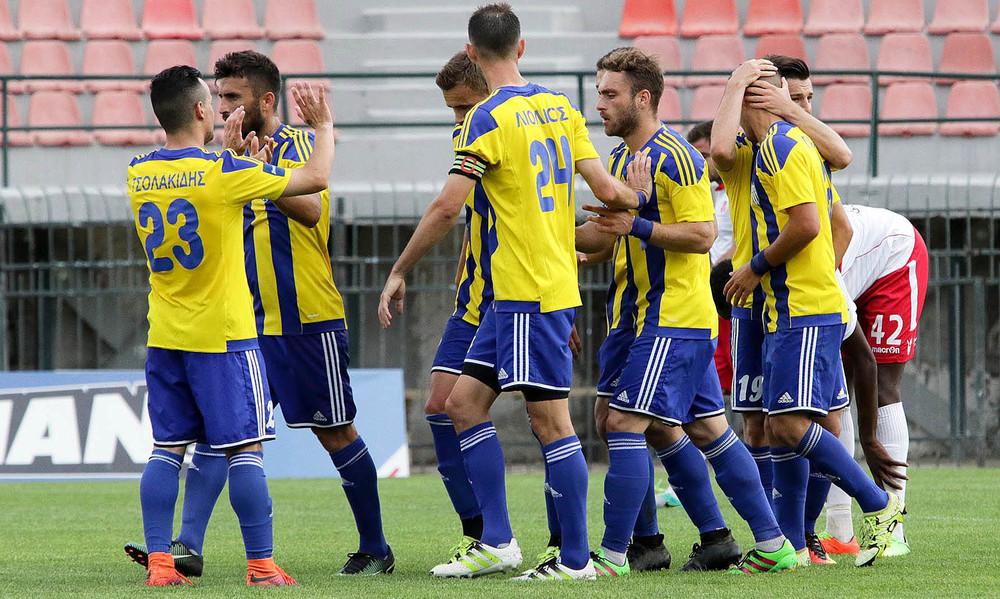 Κύπελλο Ελλάδας: Βήμα πρόκρισης για Αιγινιακό, 1-0 τη Βέροια