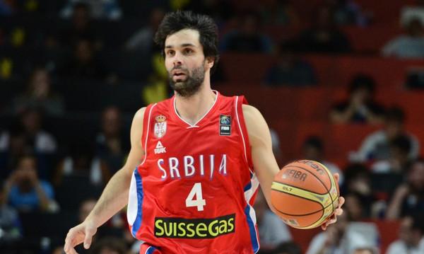 Εκτός Eurobasket και ο Μίλος Τεόντοσιτς