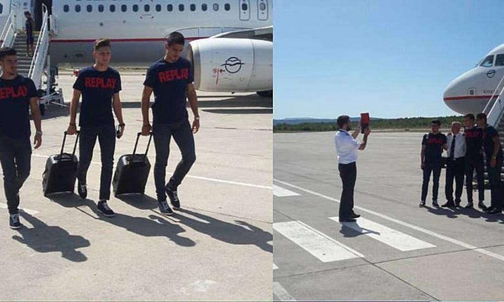 Ολυμπιακός: «Προσγειώθηκε» στη Ριέκα