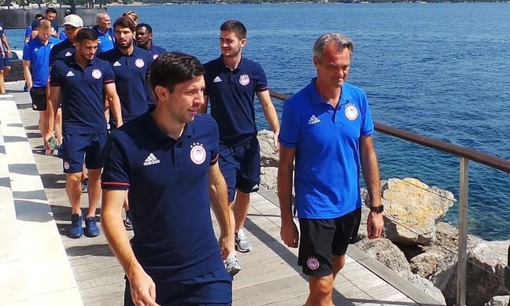 Ριέκα - Ολυμπιακός: «Ερυθρόλευκη» βόλτα στην Κροατία
