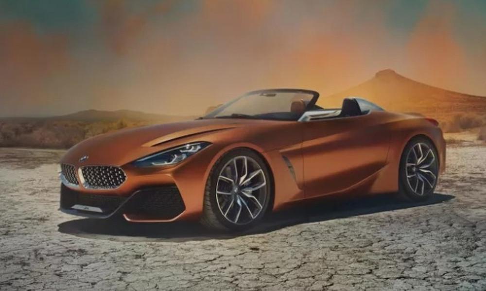Νέα BMW Z4 να τρίβεις τα ματάκια σου