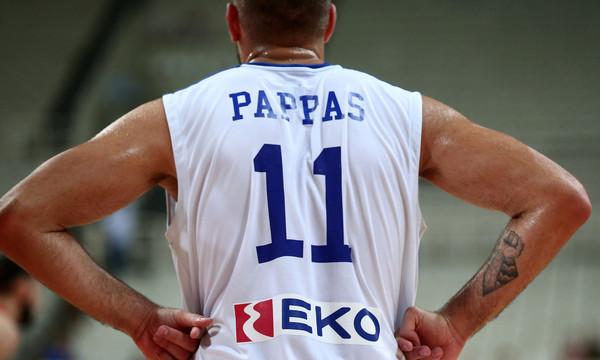 Χωρίς Παππά η Ελλάδα με Ιταλία και Σερβία