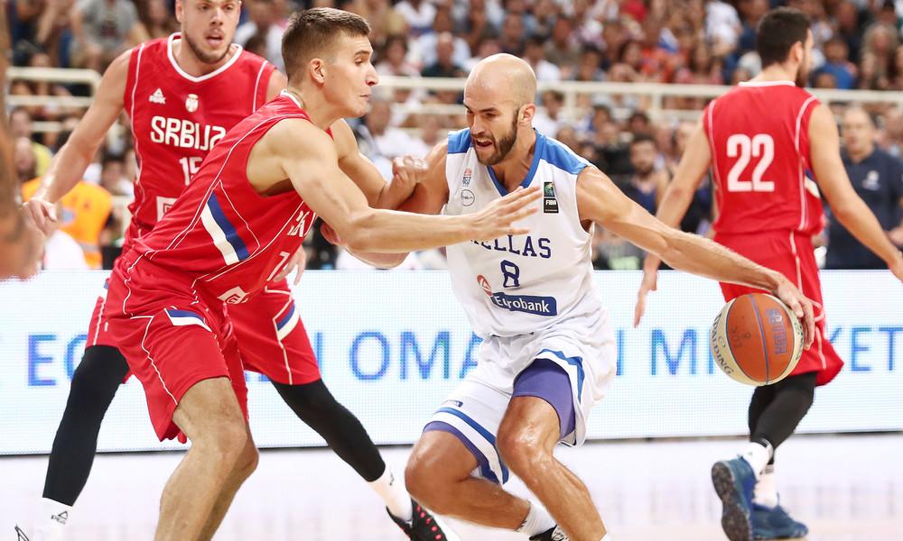 Ελλάδα-Σερβία 67-69: Τέτοιο μέταλλο θέλουμε!