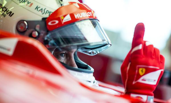 Ανανέωσε με την Ferrari ο Φέτελ