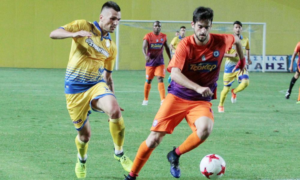 Παναιτωλικός - Ατρόμητος 2-2: Τα highlights του αγώνα