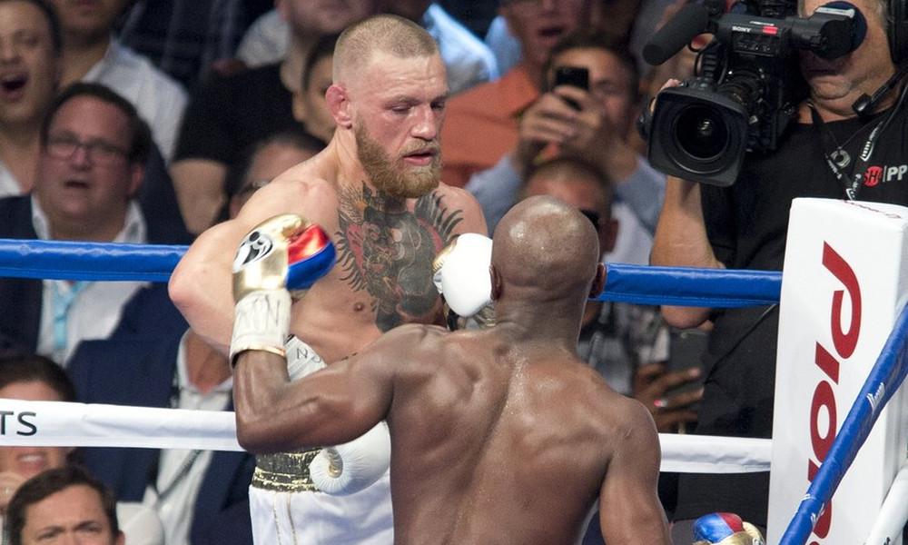McGregor: «Δεν με άφησε ο διαιτητής μέχρι το τέλος»