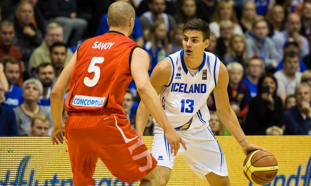 Ευρωμπάσκετ 2017: Η 12αδα της Ισλανδίας