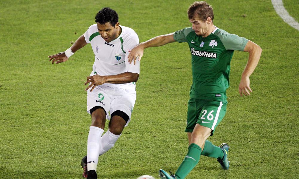 Παναθηναϊκός - Λεβαδειακός 0-0: Τα highlights του αγώνα
