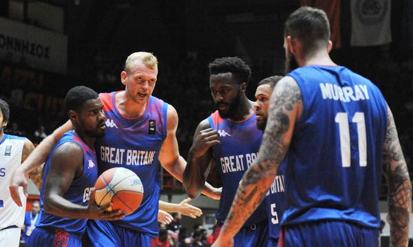 Ευρωμπάσκετ 2017: Η αποστολή της Μεγάλης Βρετανίας