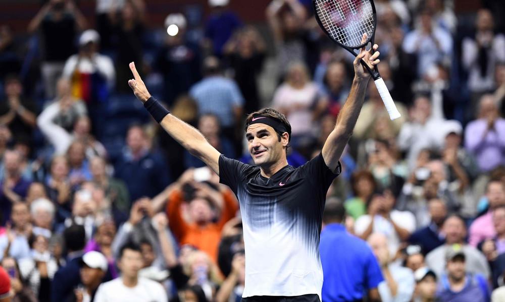 US Open: Προκρίσεις για Φέντερερ και Ναδάλ