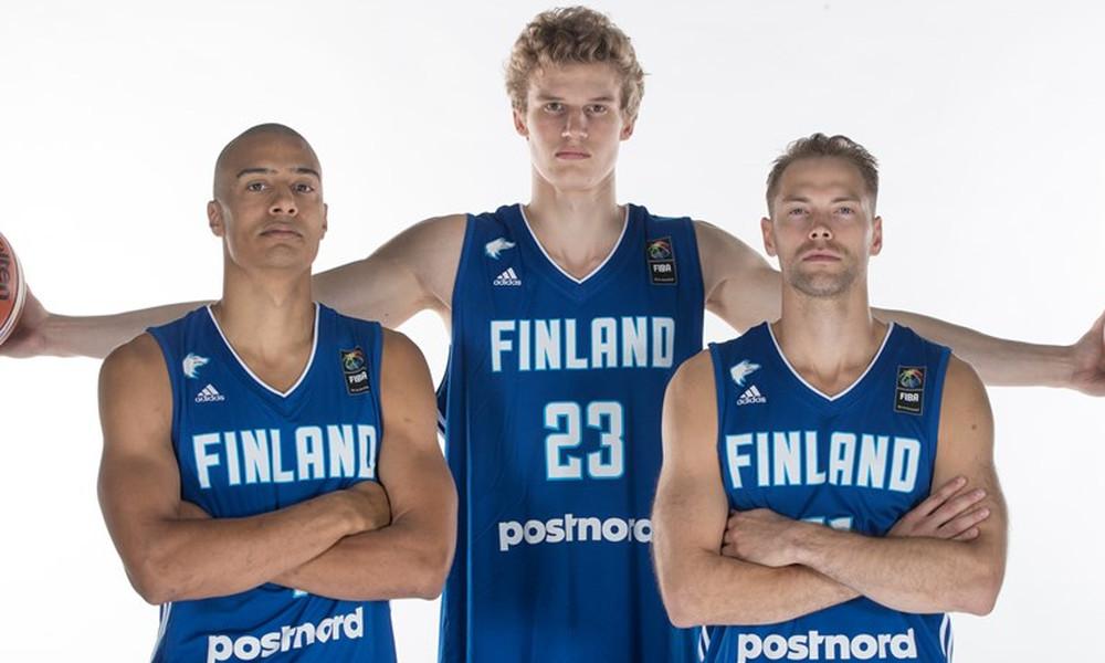 Ευρωμπάσκετ 2017: Οι 12 της Φινλανδίας