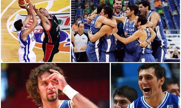 Eurobasket: Οι 10 τελευταίες Πρεμιέρες της Εθνικής