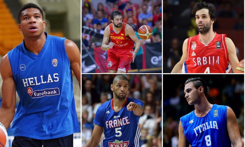 Ευρωμπάσκετ 2017: Απουσίες που κάνουν κρότο!
