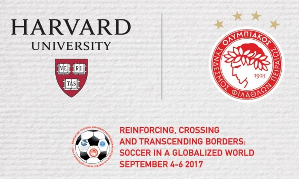 Ολυμπιακός: Διακριμένοι ομιλητές στο Παγκόσμιο Συνέδριο του Χάρβαρντ