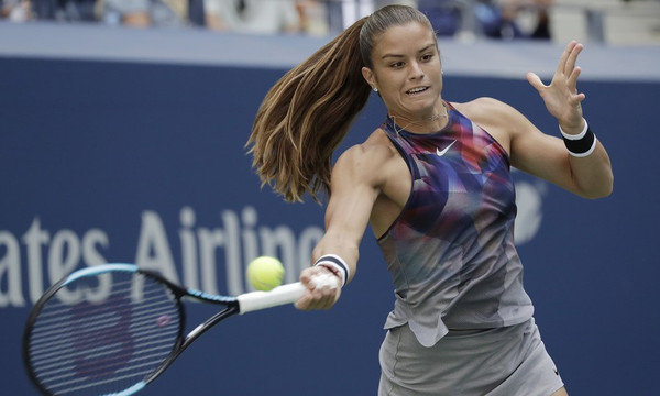 US Open: Η Βίνους έβαλε... φρένο στην Σάκκαρη