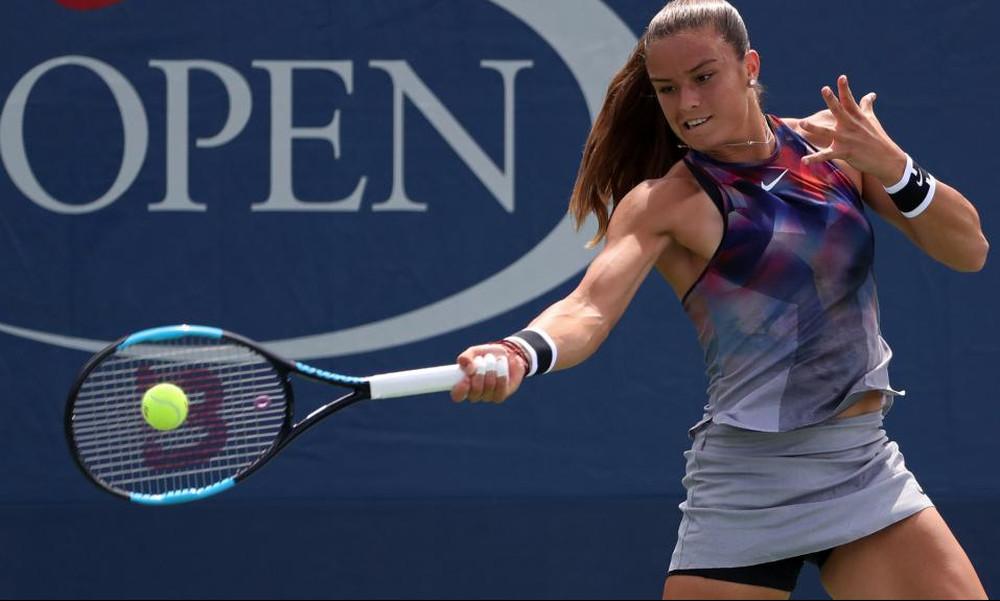 Αποκλείστηκε από τη συνέχεια του US Open η Σάκκαρη
