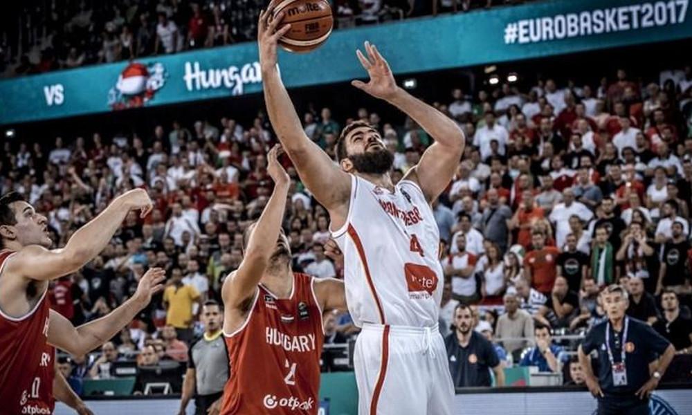 Ευρωμπάσκετ 2017: Ξέσπασε το Μαυροβούνιο