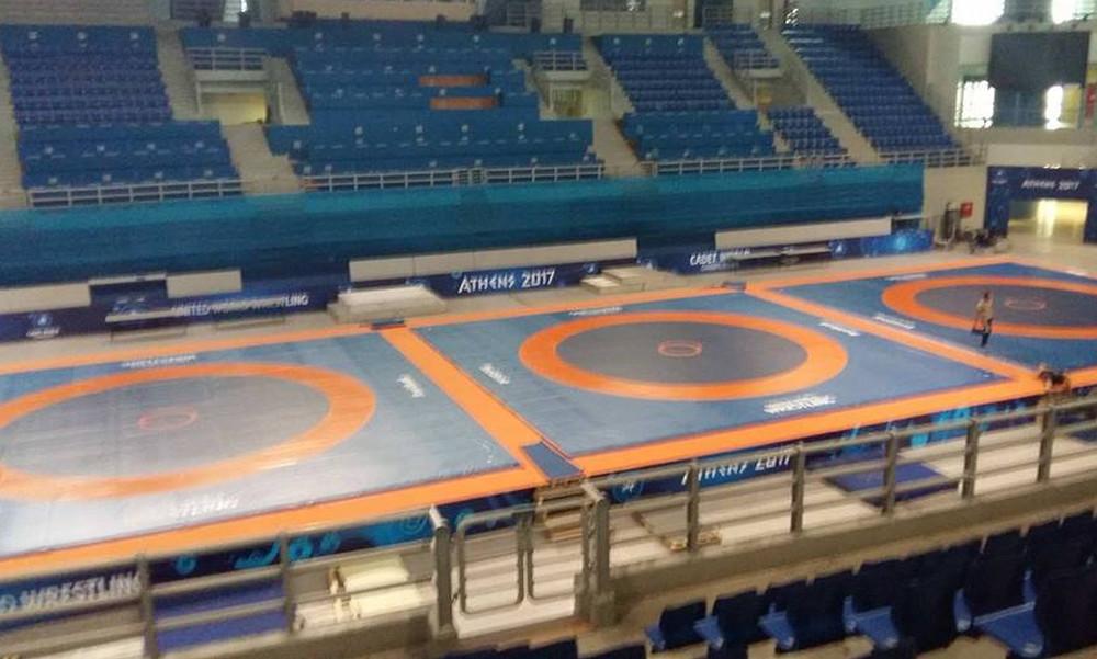 Πρεμιέρα αύριο για το Παγκόσμιο Πρωτάθλημα Πάλης Παίδων – Κορασίδων