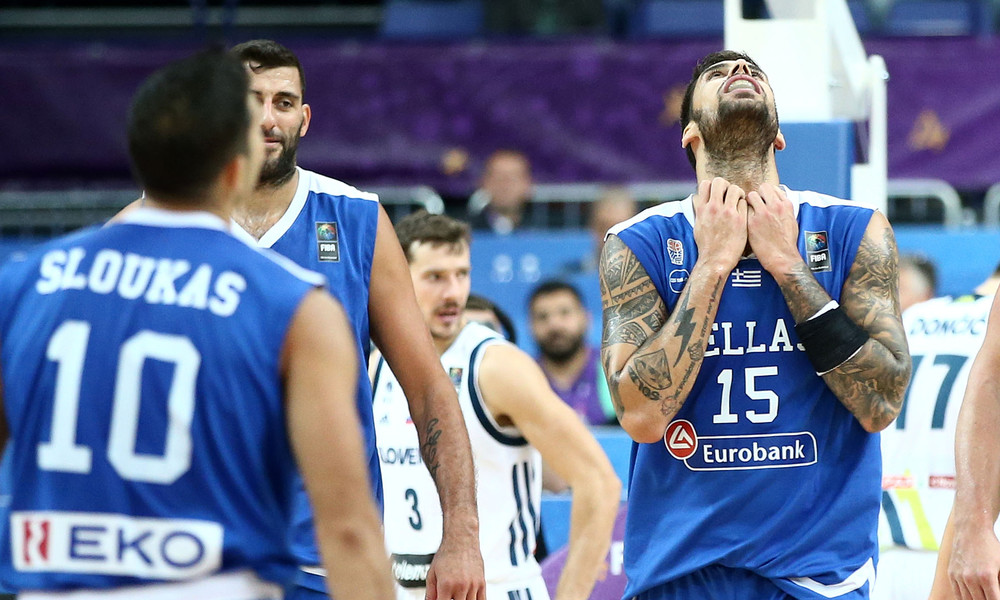 Ευρωμπάσκετ 2017: Τα δεδομένα για την Εθνική μετά την ήττα από την Σλοβενία