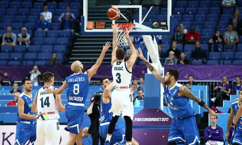 Ευρωμπάσκετ 2017: Επικές φάσεις στο Top 5