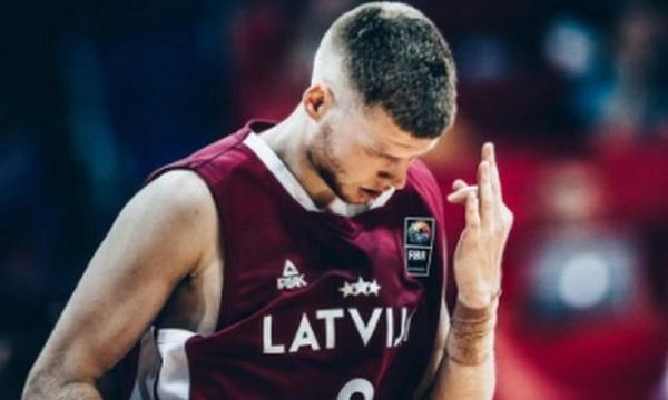 Ευρωμπάσκετ 2017: Πήρε «φωτιά» από τα 6.75 ο Μπέρτανς! (vid)