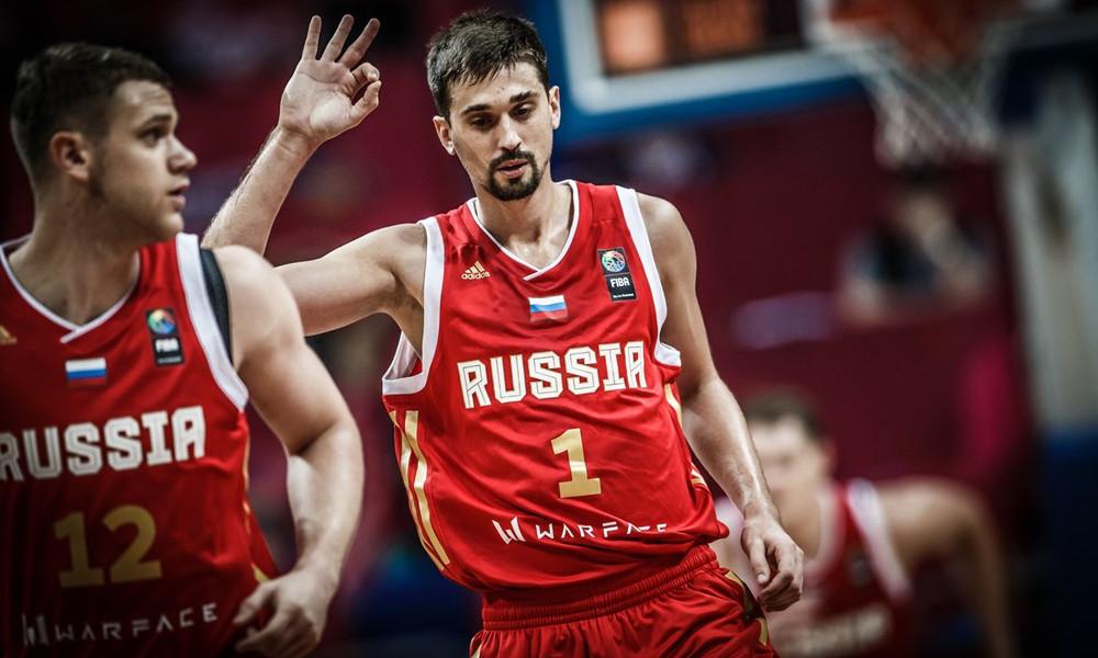 Ευρωμπάσκετ 2017: Ασταμάτητη η Ρωσία και ο Σβεντ!