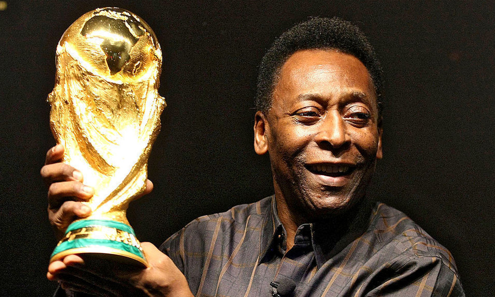 Πελέ: Για τον Ρονάλντο θα τα πούμε όταν πετύχει 1283 γκολ!