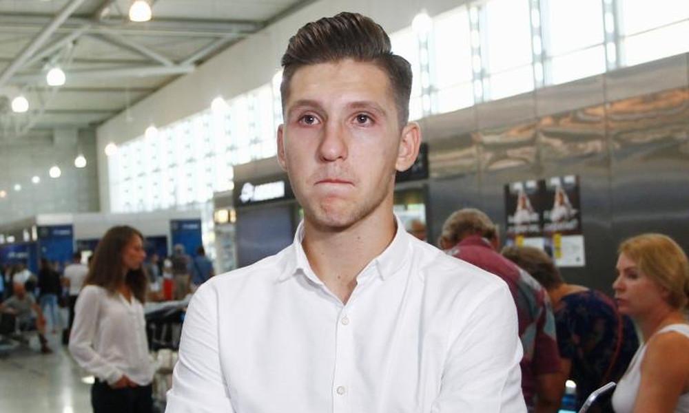Έφυγε για Γερμανία με δάκρυα στα μάτια ο Ρέτσος