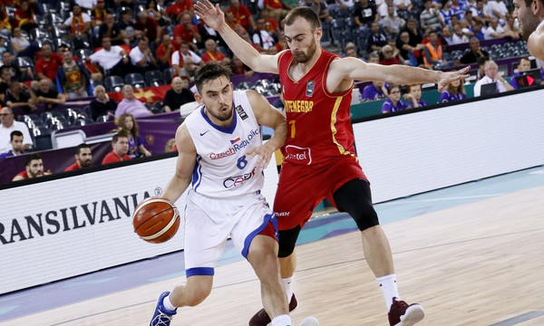 Ευρωμπάσκετ 2017: Ο… περίπατος του Μαυροβουνίου με Τσεχία