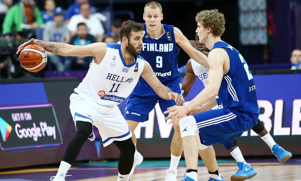 Ευρωμπάσκετ 2017: Έτσι… απογοήτευσε η Ελλάδα με Φινλανδία