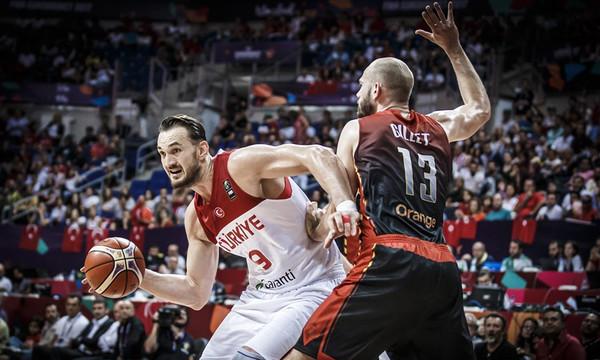 Ευρωμπάσκετ 2017: Μένει... Κωνσταντινούπολη η Τουρκία